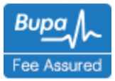 Bupa fee Assured